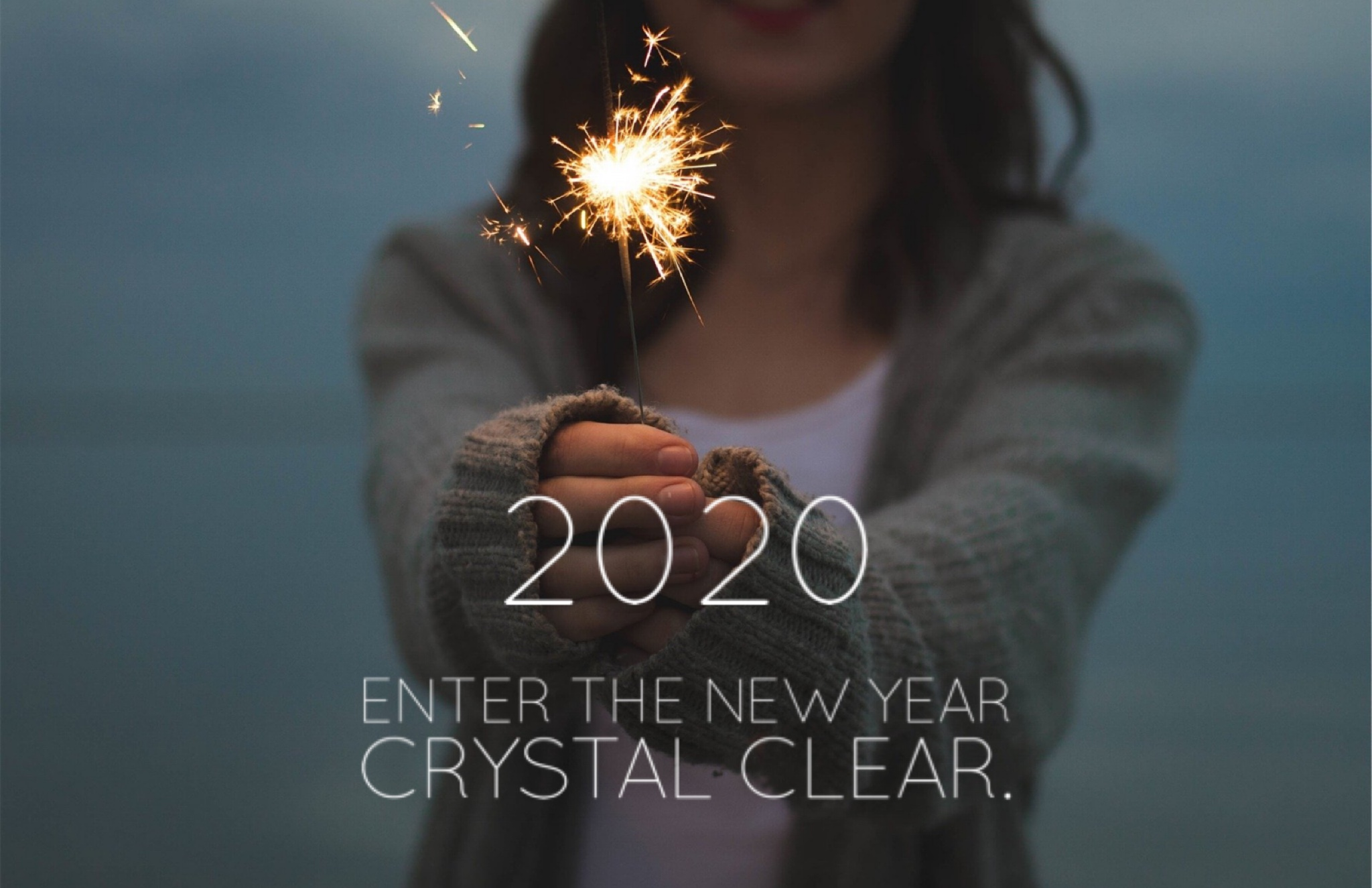 CRYSTAL CLEAR 2020 - HOME