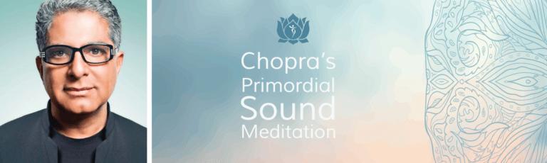 The NOW Deepak Primordial Sound Meditation